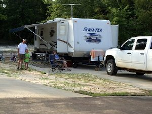 Riverside RV Resort - Robertsdale AL