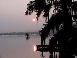 Gantt Lake RV Park - Andalusia AL