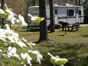 Sherling Lake Park & Campground - Greenville AL