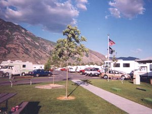 East Bay RV Park - Springville UT
