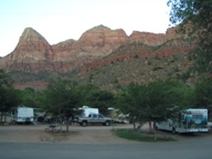 Zion Canyon Campground - Springdale UT