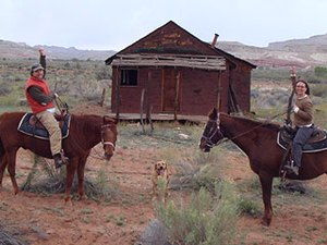 Paria Canyon Guest Ranch - Page UT