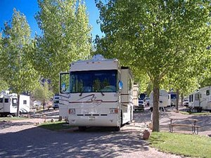 Spanish Trail RV Park & Campground - Moab UT