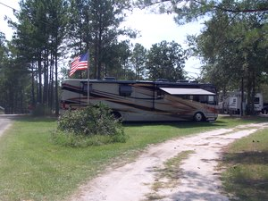 Hillside Bluegrass RV Park - Cochran GA
