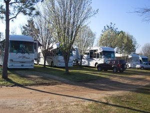 Amy's South Georgia RV Park - Tifton GA
