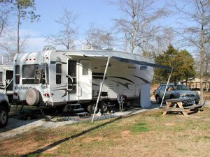 Magnolia RV Park & Campground - Kinards SC