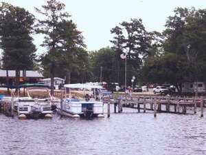 Taw Caw Campground & Marina - Summerton SC
