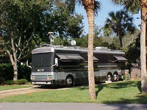 Hilton Head Motorcoach Resort - Hilton Head Island SC