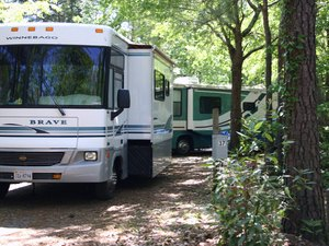 Tuck in the Wood Campground - St Helena Island SC