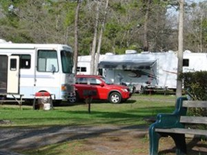 Lake Aire RV Park & Campground - Charleston SC