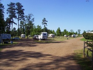 Nakatosh Campground - Natchitoches LA