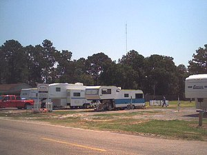 Hebert's Cajun Haven RV Park - Abbeville LA