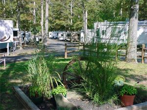 LorettaLynns RV Park and Campground - Hurricane Mills TN