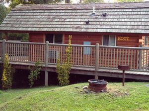Chattanooga North / Cleveland KOA - Cleveland TN