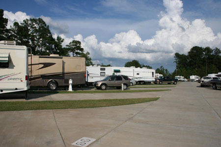 Lakeside RV Park - Livingston LA