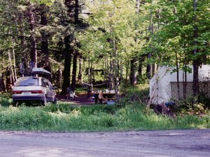 Silver Creek Campground - Mount Hermon LA