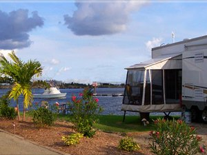 New Orleans RV Campground - New Orleans LA