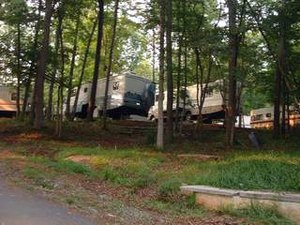 Fort Wilderness Campground & RV Resort - Whittier NC