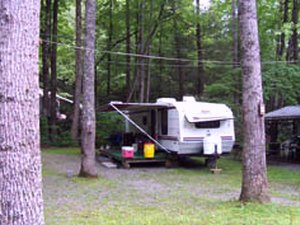 Indian Creek Campground - Cherokee NC