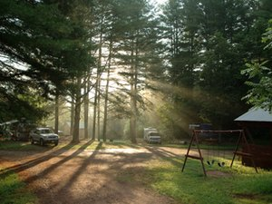 Rose Creek Campground & Cabins - Franklin NC