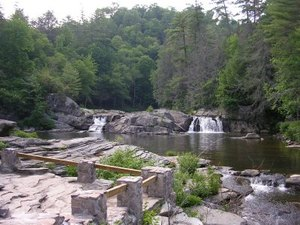 Linville Falls Trailer, Lodge & Campground - Linville Falls NC
