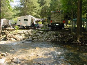 Mountain Stream RV Park - Marion NC