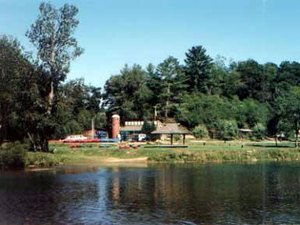 River Camp USA RV Park & Campground - Piney Creek NC