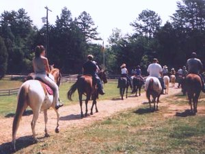 Serenity Stables and Campground - Pinnacle NC