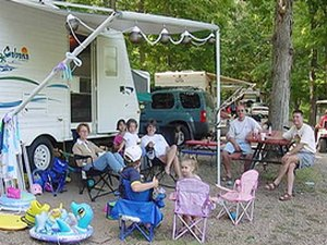 Midway Campground & RV Resort - Stateville NC