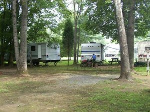 Dan River Campground - Stoneville NC