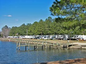 Laniers Campground - Surf City NC