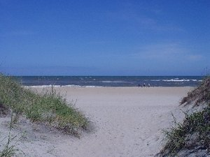 Ocean Waves Campground