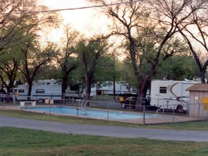 Elk City / Clinton KOA - Canute OK