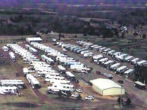Cedar Valley RV Park & Golf Course - Guthrie OK