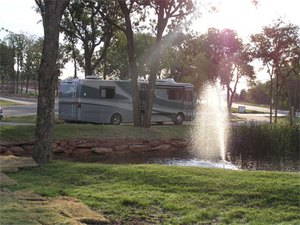 Twin Fountains RV Park - Oklahoma City OK