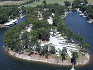 Water's Edge RV & Cabin Resort - Vinita OK