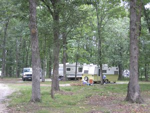 Secluded Acres RV Park - Hochatown OK