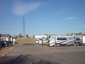 Denver Meadows RV Park - Aurora CO