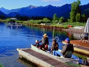 Freshwater Fishing from Blue Spruce RV Park - Durango CO