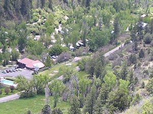 Lightner Creek Campground & Cabins - Durango CO