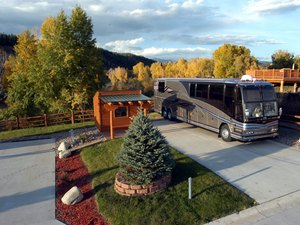 Wolf Creek Run Motor Coach Park - Pagosa Springs CO