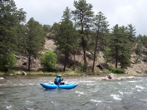 Arkansas River Rim Camp & RV Park - Buena Vista CO