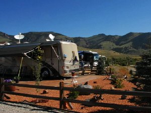 Mountain Views RV Resort - Creede CO