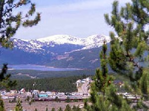 Sugar Loafin RV Park - Leadville CO