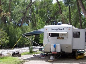 Chalk Creek Campground - Nathrop CO