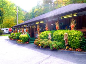 Twin Creek RV Resort - Gatlinburg TN
