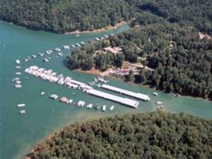 Mountain Lake Marina & Campground - Lake City TN