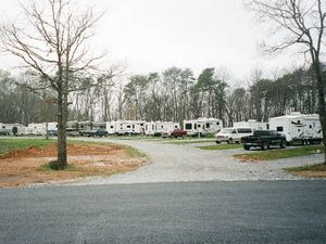 Lazy Acres RV Park - Lenoir City TN