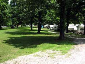 Camdenton Lake of the Ozarks KOA - Camdenton MO