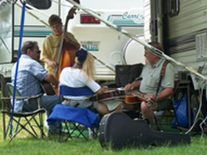 Air Sports from Bluegrass Pickin